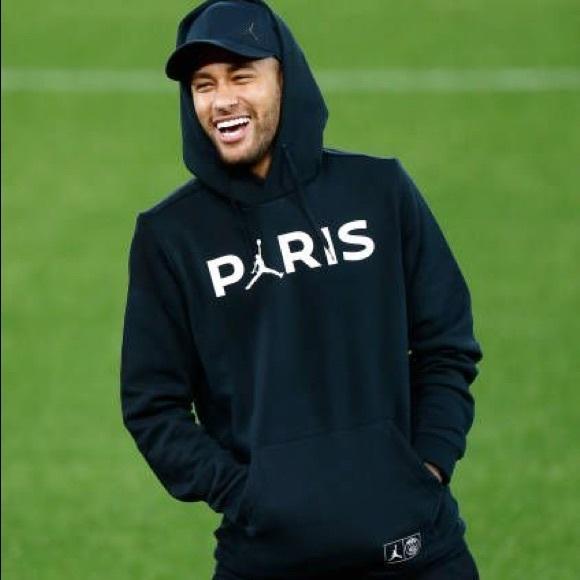 dc98f19c Nike Shirts | Paris St Germain Jordan Jumpman Hoodie Xl Nwt | Poshmark